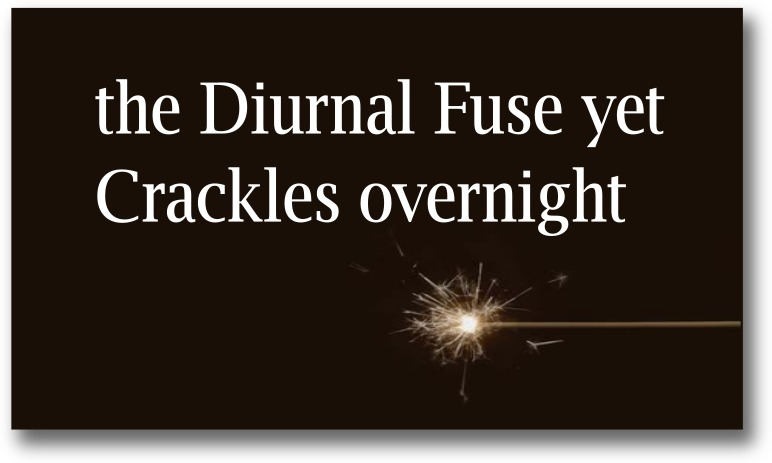 The Diurnal Fuse
