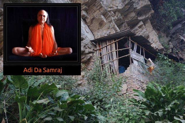 Adi Da Meditation Cave